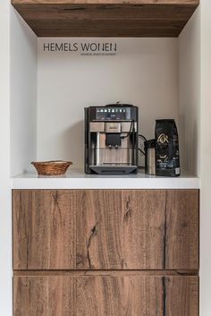 Keuken Coffee corner