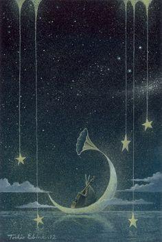 Midnight Jazz - Artist: Toshio Ebine