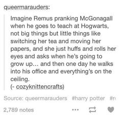 104 of My Favorite Harry Potter Metas and Headcanons