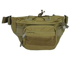 CyberDyer Multipurpose Tactical Waist Pack Waterproof Fanny Chest Pack For Outdoors Army Green * Read more at the image link. (This is an affiliate link) Waist Pack, Army Green, Image Link, Packing, Outdoors, Bag Packaging, Outdoor Rooms, Off Grid, Outdoor