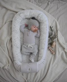 Midnight Dust Babynest by BORN Copenhagen from Yellow Flamingo for babies and children Baby Baby, Baby Sleep, Cot Bedding, Wishes For Baby, Baby Hacks, Baby Tips, Tummy Time, Foam Mattress, Diy For Girls