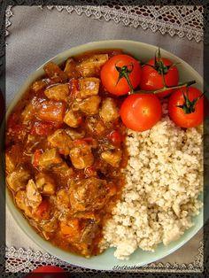 Goulash, Aga, Chana Masala, Food And Drink, Cooking, Ethnic Recipes, Polish Food Recipes, Kitchen, Brewing