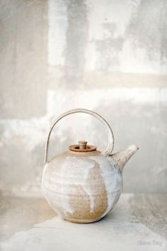 Abstract Teapot