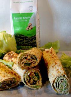 Glutenfri tortilla wraps med karoffelfibre - Allerginyt.dk