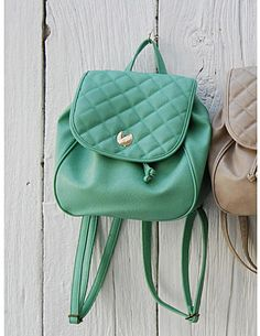 quilted backpack / ShopStyle(ショップスタイル): Pou Dou Dou にゃんこキルティングリュック - shopstyle.co.jp