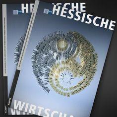 Privat: Gewinnmaximierung / soziales Engagement<p>Das aktuelle Titelbild für des IHK-Magazin: Artwork von Christof Müller</p>