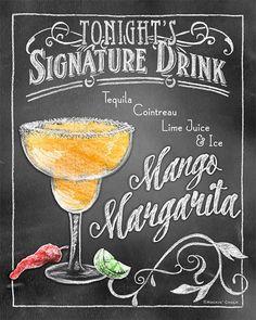 Mango Margarita (Rockin' Chalk)
