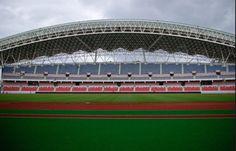 El estadio en costa rica