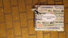 """""""You're not in Barallobre anymore..."""" surge como parte del proyecto """"Adriano, Sesión Continua"""" promovido por Fotoforum Lumen y en el que 20 artistas dieron su personal visión del Cine Adriano de Barallobre.    Mi trabajo se basó en la documentación de la memoria no simplemente del lugar en sí, sino que lo que me generaba mayor interés era la traza y huella que la memoria que el propio cine habían dejado en la zona. Recuperé para ello documentación de todo tipo, álbum familiar, documentos…"""