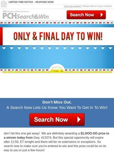 Milled is a search engine for email newsletters. Find sales, deals, coupons, and discount codes from retailers and brands. Instant Win Sweepstakes, Car Sweepstakes, Win For Life, Publisher Clearing House, Winning Numbers, Thing 1, Email Newsletters, How Do I Get, Enter To Win