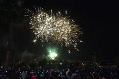 Miles de familias bosquinas dieron inicio a las fiestas de fin de año en Plaza Lo Lillo