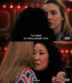 Saga, Eve Show, Thirteen Reasons Why, You Broke Me, Sandra Oh, Box Sets, Jodie Comer, Cate Blanchett, Psychopath
