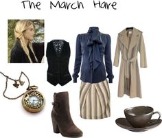 """""""The March Hare"""" by nchavez113 on Polyvore"""