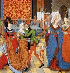 histoire de helayne  15th c french