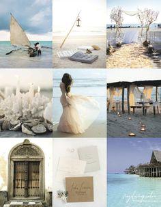 Zanzibar Tanzania Africa Destination Wedding Inspiration Board by Bohemia Africana