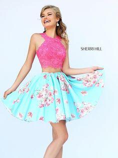 Sherri Hill 32245 Prom Dress 2015