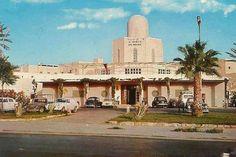 فندق المهاري كان الفندق الأشهر في الستينات طرابلس ليبيا