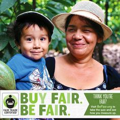 Be Fair:  Celebrate Fair Trade Month with a Giveaway!!