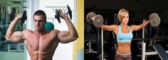 5 dicas para ter um treino eficiente de ombros (aspectos práticos)