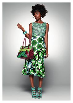 Get super trendy with these jaw-dropping Ankara styles! How cool is it to find a selection of cleverly designed Ankara styles that look fantastic, but which are not going to… African Attire, African Wear, African Women, African Dress, African Style, African Inspired Fashion, African Print Fashion, Fashion Prints, Fashion Design