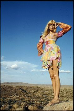 Photos from The Chariot Boutique designs, 1970, Los Angeles