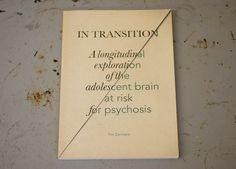 studio ilse van klei – publication about schizophrenia