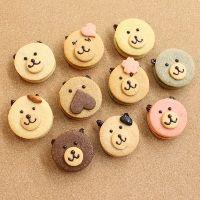 Cookies Cute Desserts, Asian Desserts, Yummy Treats, Sweet Treats, Yummy Food, Mini Cupcakes, Cupcake Cakes, Icebox Cookies, Kawaii Dessert
