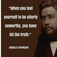 Charles Spurgeon Quotes and Inspiration for your week Charles Spurgeon, preacher and beloved influential Christian, left us many words of wisdom which strengthen our relationship with God. Love Quotes For Him Cute, Life Quotes Love, Great Quotes, Inspirational Quotes, Change Quotes, Biblical Quotes, Bible Verses Quotes, Faith Quotes, Me Quotes