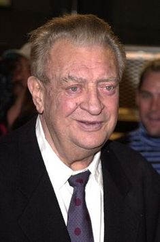 "Rodney Dangerfield, Actor: Back to School. Rodney Dangerfield was born in Deer Park, New York in 1921. His birth name was Jacob Cohen. Jacob Cohen began writing jokes at the age of 15, and started performing before he was 20. He took his act to the road for ten years, his stage name was ""Jack Roy"". While working as a struggling comedian, Rodney Dangerfield worked as a singing waiter. His first run at comedy was to no avail. Rodney ..."