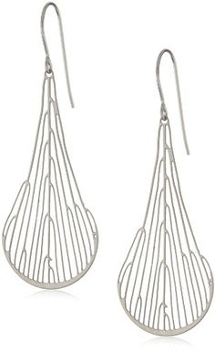 """Nervous System """"Dichotomous"""" Stainless Steel #earrings #jewelry"""