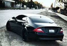 Blackened Benz
