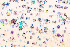 Gray Malin, Bondi Beach