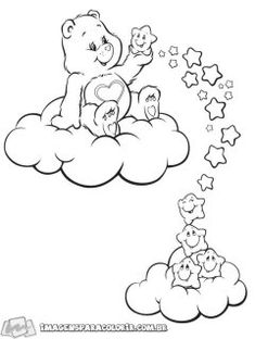 Bear Coloring Pages, Printable Coloring Pages, Coloring Books, Free Adult Coloring, Coloring Pages For Kids, Winnie The Pooh Drawing, Embroidery Patterns, Candy Drawing, Color Activities