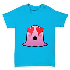 Love Struck Emoji...  Rock In Style With Twisted Envy creative Art, Personalised Gifts, funny t-shirts & more,     http://twistedenvy.com/products/love-struck-emoji-monster-baby-toddler-t-shirt?utm_campaign=social_autopilot&utm_source=pin&utm_medium=pin