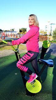 Sano Tritaniumstore kun haluat hyvää- kun treenivaatteilla on väliä! | Kirsikan lifestyle blogi | Bloglovin'