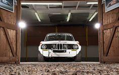 BMW 2002 tii Racecar | Shot for BMW Car | Steve Hall | Flickr