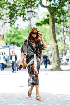 Couture Style: All the Chicest Looks from the Street - HarpersBAZAAR.com