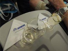Συνεχίζεται το ταξίδι των κρασιών της Κεντρικής Μακεδονίας σε όλο τον κόσμο μέσα από τη συνεργασία  της Περιφέρειας Κεντρικής Μακεδονίας με την Aegean Airlines Soap, Wine, Bottle, Flask, Bar Soap, Soaps, Jars