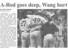 From a friend, who got them from a friend, who got them from someone else, here's a collection of newspaper headlines that don't quite accomplish what the writer set out to accomplish. Anyone who has ever written or published anything can surely sympathize -- and laugh.