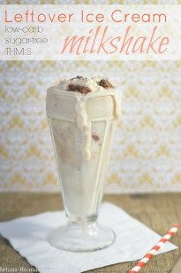 Low Carb Ice Cream & Frozen Goodies on Pinterest | Low carb ice cream ...