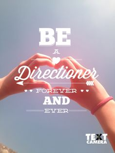 Once a Directioner, Always a Directioner❤️