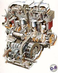 Honda 750 Buyer's Guide by Honda 750 Expert Vintage Honda Motorcycles, Honda Bikes, Custom Motorcycles, Custom Bikes, Honda 750, Cb 750 Cafe Racer, Cafe Racer Honda, Honda Scrambler, Motorcycle Engine