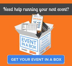 """Download landing page call to action. Banner image. @HubSpot """"Need help running your next event?"""" Banner Images, Call To Action, Business Website, Landing, Budgeting, Success, Marketing, Blog, Budget Organization"""