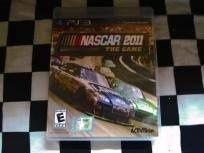 NASCAR THE GAME 2011 FOR PS3 ANYBODYBUTTHE48 DINGEHET497 erica2mza