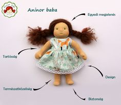 Aninor baba - Aninor doll Dolls, Christmas Ornaments, Holiday Decor, Jute, Baby Dolls, Doll, Christmas Jewelry, Christmas Decorations, Puppets