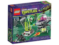 Shots Of All The Upcoming Ninja Turtle LEGO Sets - For Jacob