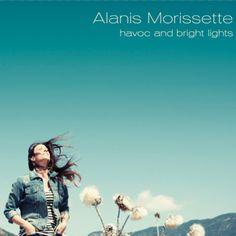 Alanis Morissette's new album, Havoc And Bright Lights