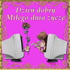 Wiersze,Gify Na Dzień Dobry ...: Gify na dzien dobry - kwiaty Memes, Meme