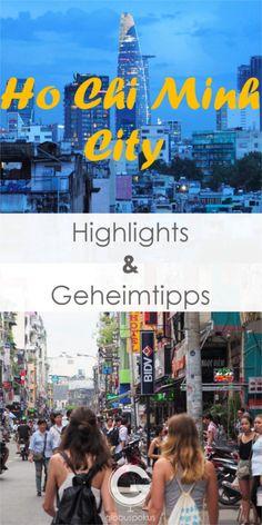 Ho Chi Minh City - Unsere Highlights und Tipps für die perfekte Städtereise nach Ho Chi Minh City / Saigon findest du in unserem Ho Chi Minh City Reisebericht