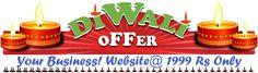 for diwali website development offer